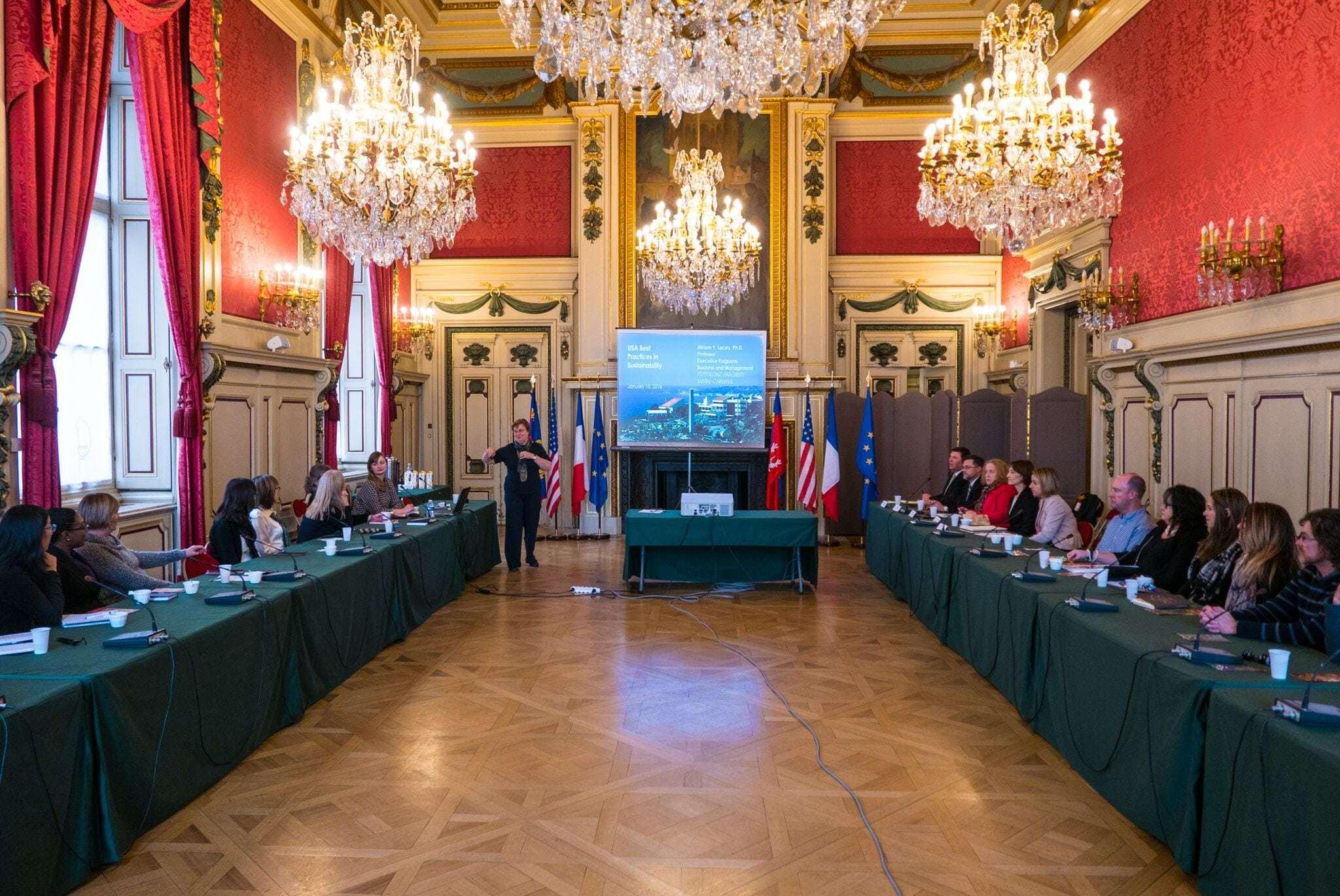 Sustainability Symposium - Lyon France